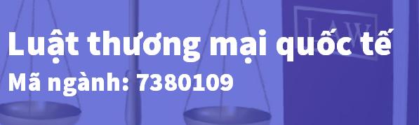 Ngành luật thương mại quốc tế