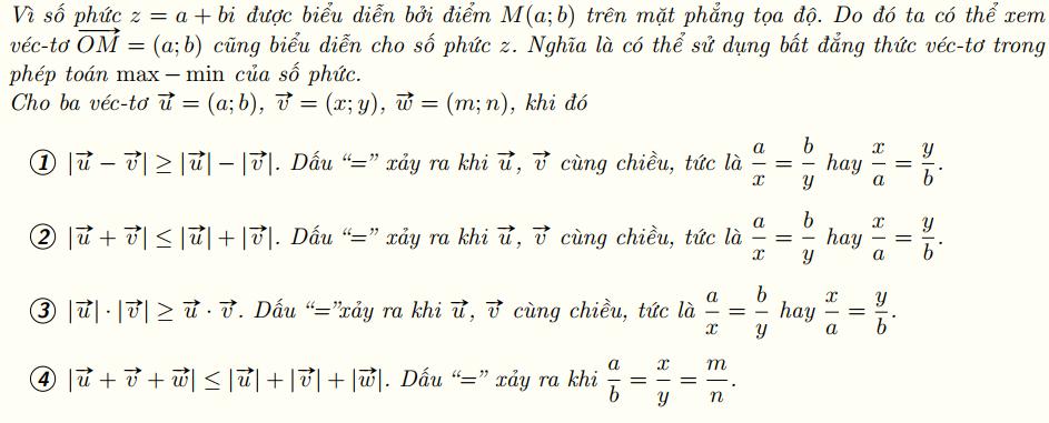 cách giải phương trình số phức