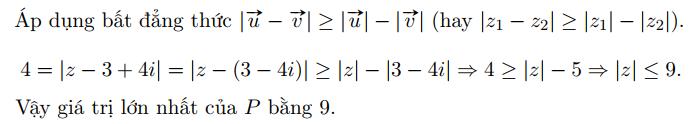 phương trình bậc 2 số phức